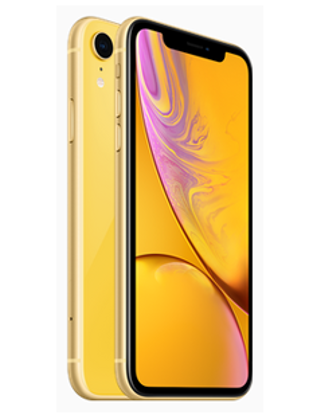 Picture of Apple iPhone XR 256GB Yellow (MRYN2B)
