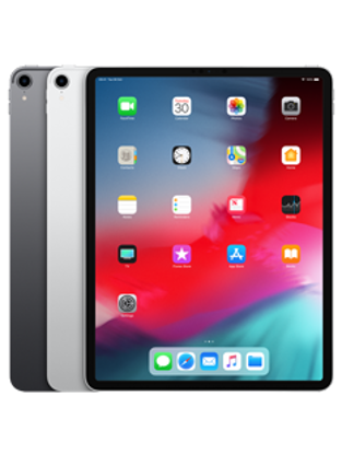 Picture of Apple iPad Pro 12.9 Wi-Fi + Cellular 64GB Space Grey (MTHJ2B)