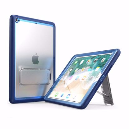 Picture of i-Blason i-Blason Ares Clear Case with Screen Protector for Apple iPad 9.7 (2017) in Blue