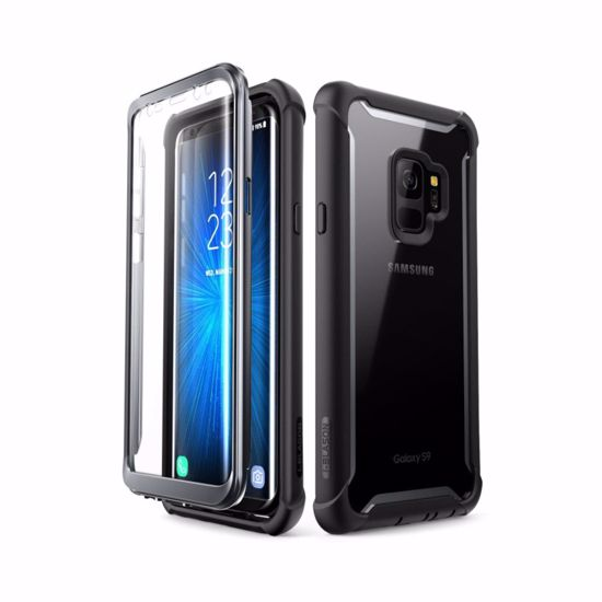 Picture of i-Blason i-Blason Ares Full Body Case for Samsung Galaxy S9 in Black