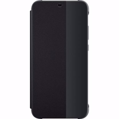 Picture of Huawei Huawei Flip Cover Case for Huawei P20 Lite in Black