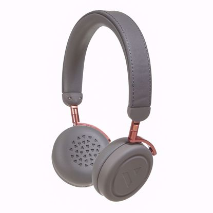 Picture of Vain VAIN STHLM Commute Wireless Headphones in Rail Grey