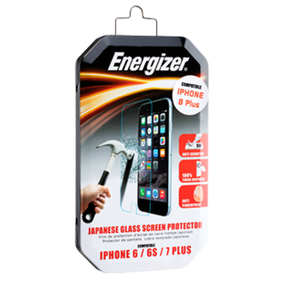Picture of Energizer iPhone 6/6S/7 Plus Glass