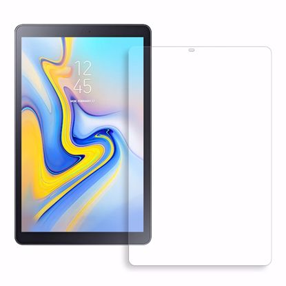Picture of Eiger Eiger Tablet GLASS Tempered Glass Screen Protector for Samsung Galaxy Tab A 10.5 in Clear