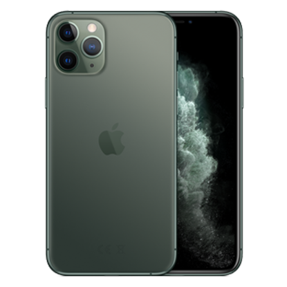 Picture of Apple iPhone 11 Pro 64GB Midnight Green (MWC62B)