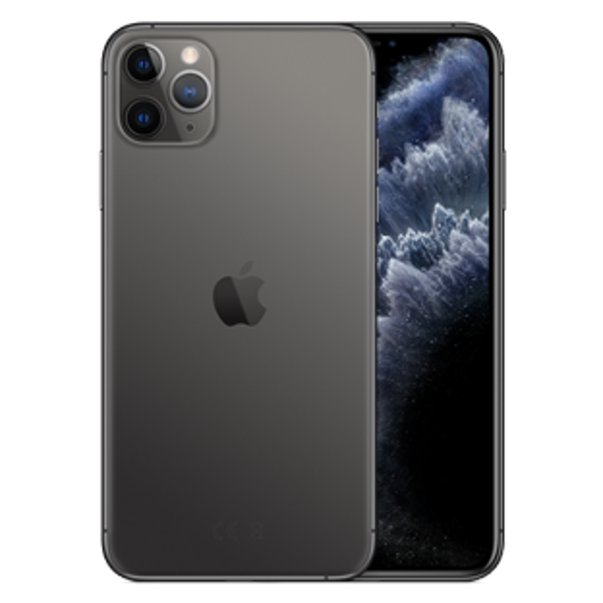 Picture of Apple iPhone 11 Pro Max 64GB Space Grey (MWHD2B)