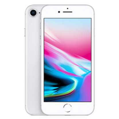 Picture of Apple iPhone 8 128GB Silver (MX172B)
