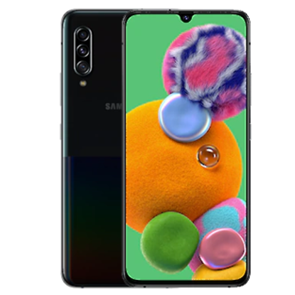 Picture of Samsung Galaxy A90 5G Black