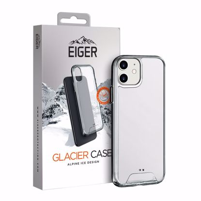 Picture of Eiger Eiger Glacier Case for Apple iPhone 11 in Clear