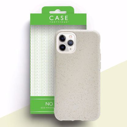 Picture of Case FortyFour Case 44 No.100 for Apple iPhone 11 Pro Max in White