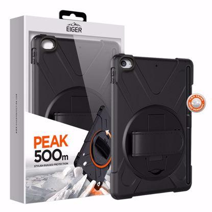 Picture of Eiger Eiger Peak 500m Case for Apple iPad Mini 4 & 5 (2019) in Black
