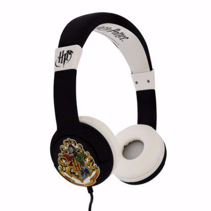 Picture of OTL OTL Harry Potter Hogwarts Creast Junior Headphones