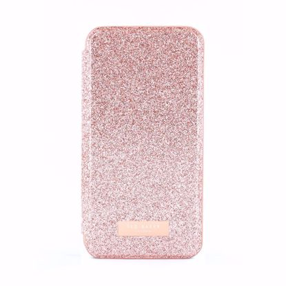 Picture of Ted Baker Ted Baker Folio Case for Apple iPhone 11 in Glitsie