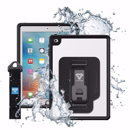 Picture of Armor-X Armor-X MX Series Case for Apple iPad 9.7 (2017) and (2018) in Black
