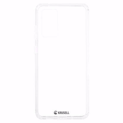 Picture of Krusell Krusell Kivik Cover for Samsung Galaxy S20 in Clear