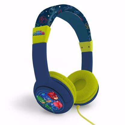 Picture of OTL OTL PJ Masks! Junior Headphones in Navy/Blue